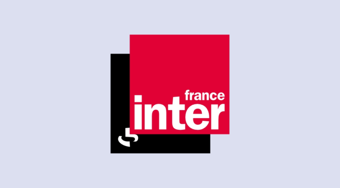 Delphine Diaz en direct sur France Inter