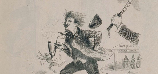 """Publication : """"Eloigner et expulser les étrangers au XIXe siècle""""."""