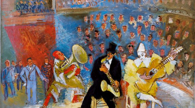 """Journée d'étude """"Musique et cirque"""", 3 décembre"""