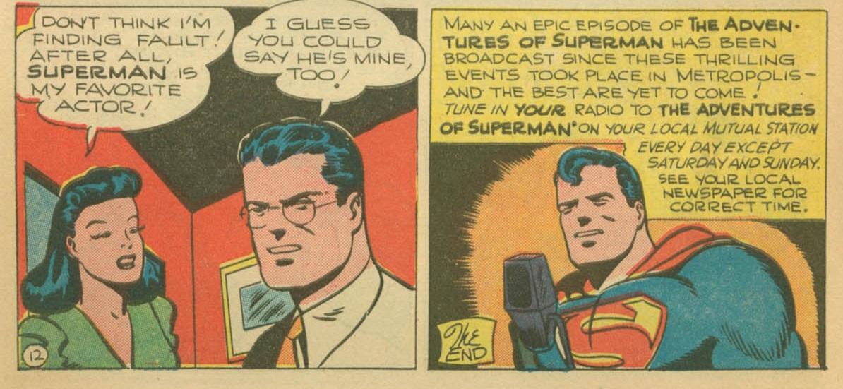 Superman n°39, mars-avril 1946