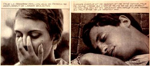 Le roman photo, apparemment paru dans Le Hérisson (les sources divergent)