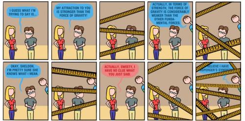 Aka every Episode of The Big Bang Theory, par Jesse Tahirali