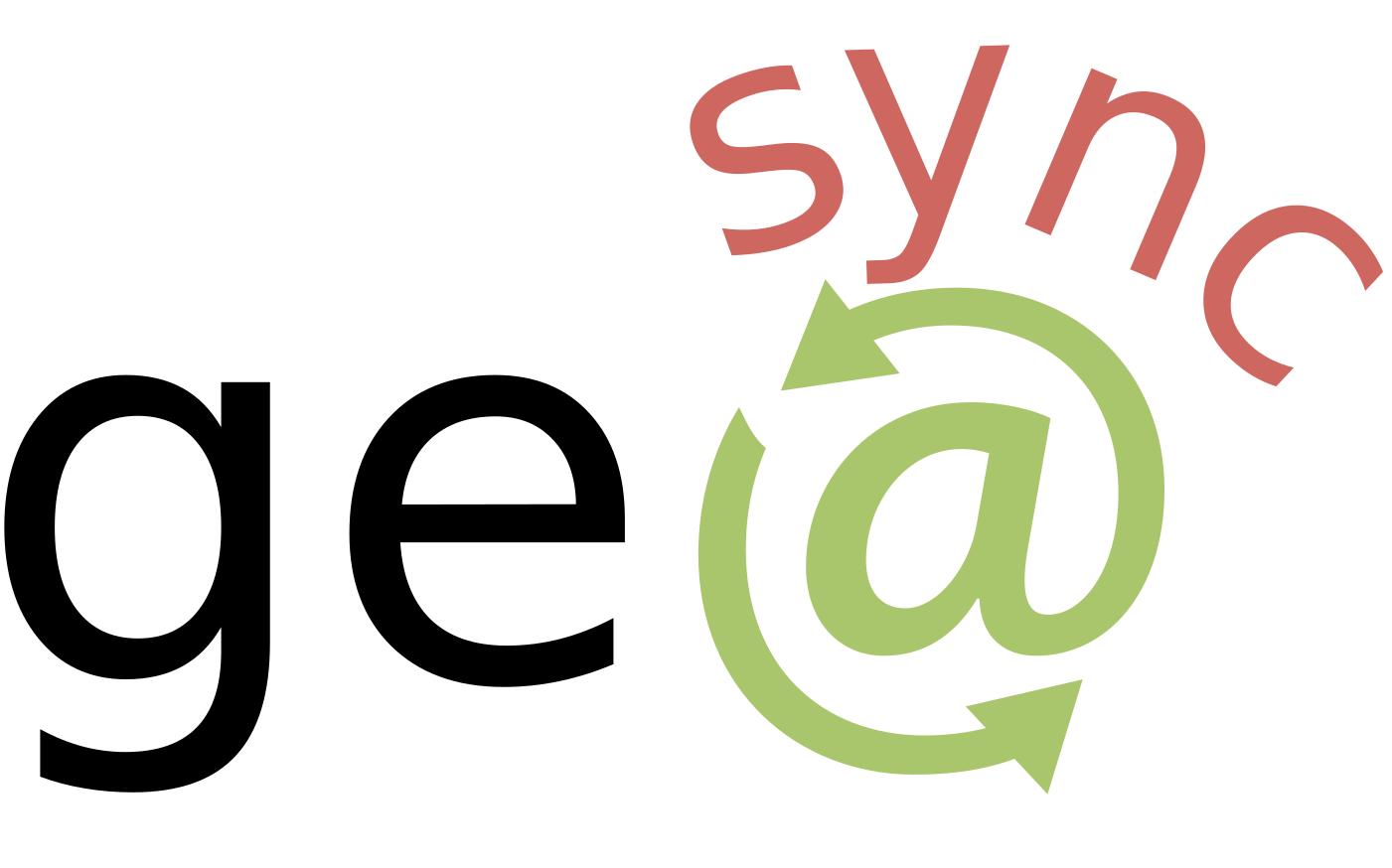 Logo de ge@sync