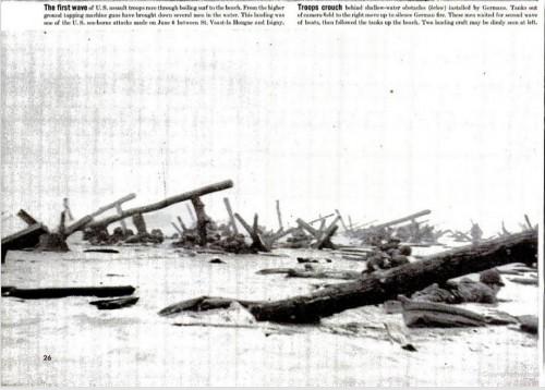 Life, 19 juin 1944, p. 26, bas de page