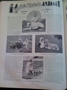 Fémina, n°16, 15 septembre 1901.
