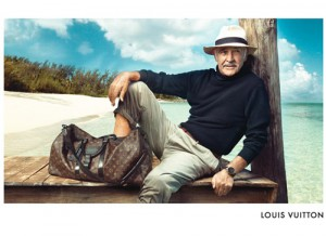 Sean Connery pour Vuitton, Annie Leibovitz