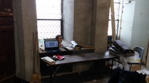 Mon bureau à Saint-Sernin