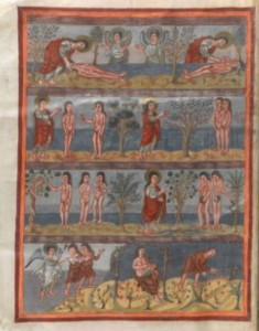London, British Library, Add. MS 10546, fol. 5v. Quelle: British Library; Lizenz: gemeinfrei.