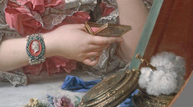 Le rose et le bleu, ou Comment peindre une maîtresse royale ?