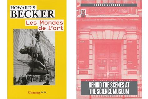 Deux ouvrages abondamment surlignés durant la thèse.