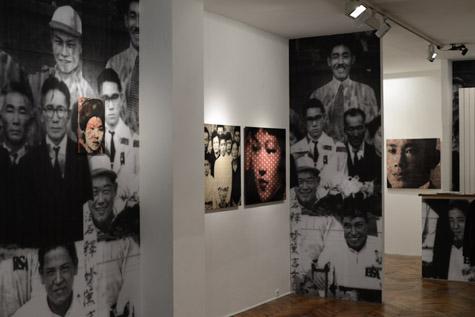 Figure 13 : Exposition Miki Nitadori, Odyssey/Reflect, Galerie Catherine et André Hug, Paris, 6 novembre - 6 décembre 2014