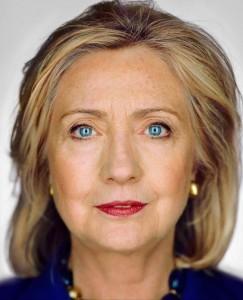 Martin Schoeller, Hillary Clinton