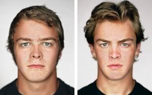 Martin Schoeller, Twins,