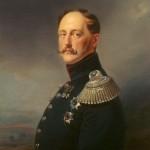 Franz Krüger, Portrait de Nicolas Ier, 1852.
