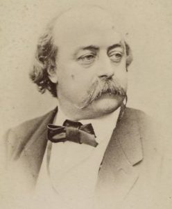 Gustave Flaubert - © Domaine Public