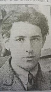 Abel Gance, Tous droits réservés, Cinémagazine (5 mars 1926), Fonds 12.9-1 (Archives de la Cinémathèque de Toulouse)