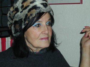 Grisélidis Réal en décembre 2003