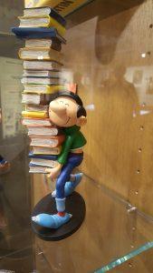 Musée de la Bande dessinée. Bruxelles. Crédits images à la une