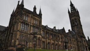Université de Glasgow, futur fief du savoir magique, tous droits réservés