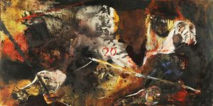 La anarquía del año XX, Noé, Luis Felipe. Museo Nacional de Bellas Artes Tout droit réservé