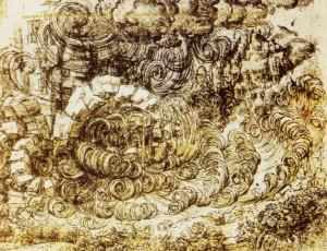[Clio Team] 1512 Léonard de Vinci Etude de déluge, Windsor
