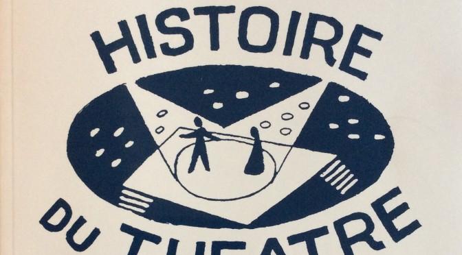 Histoire du théâtre dessinée, André Degaine