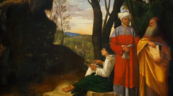 In the age of Giorgione, exposition à la Royal Academy de Londres
