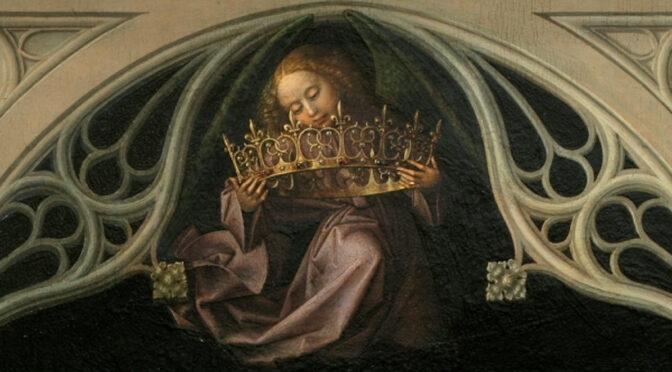 L'art comme apparition. Rogier van der weyden (Partie 2)