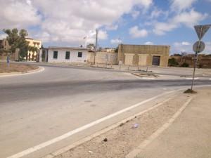 Lyster Barracks
