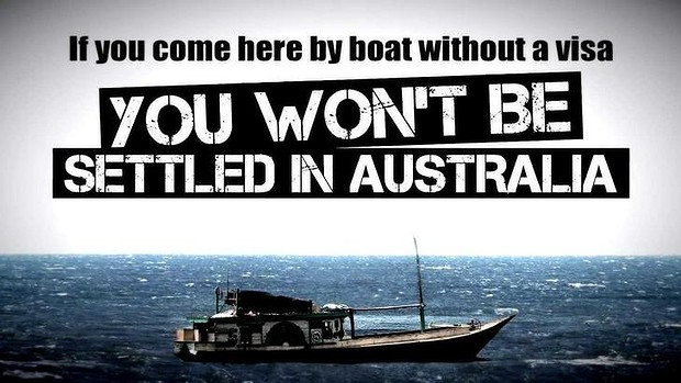 No way quand l australie exporte ses migrants au - Bureau d immigration australien ...