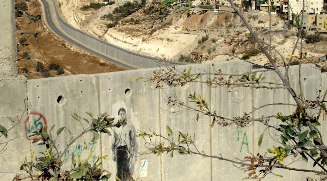 """Damien Simonneau, «Chameleon Wall. Inside Two Competing Coalitions of Pro-""""Fence"""" Actors in Israel», Journal of Borderlands Studies, 2016"""