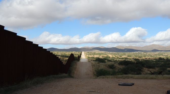 "Samuel Norton Chambers, Geoffrey Alan Boyce, Sarah Launius & Alicia Dinsmore, Mortality, Surveillance and the Tertiary ""Funnel Effect"" on the U.S.-Mexico Border: A Geospatial Modeling of the Geography of Deterrence, Journal of Borderlands Studies, 31 Jan 2019"