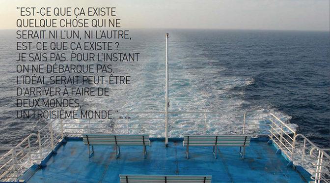 Olivier Clochard, Julie Lemoux, «Voyager d'Alger à Marseille – Retour sur cinq décennies de dispositifs relatifs aux contrôles des migrations», L'Espace Politique [En ligne], 31, 2017-1