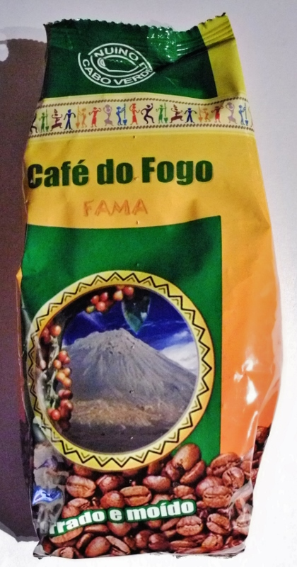 Pico do Fogo_café
