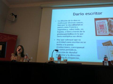 Archivo Ruben Darío
