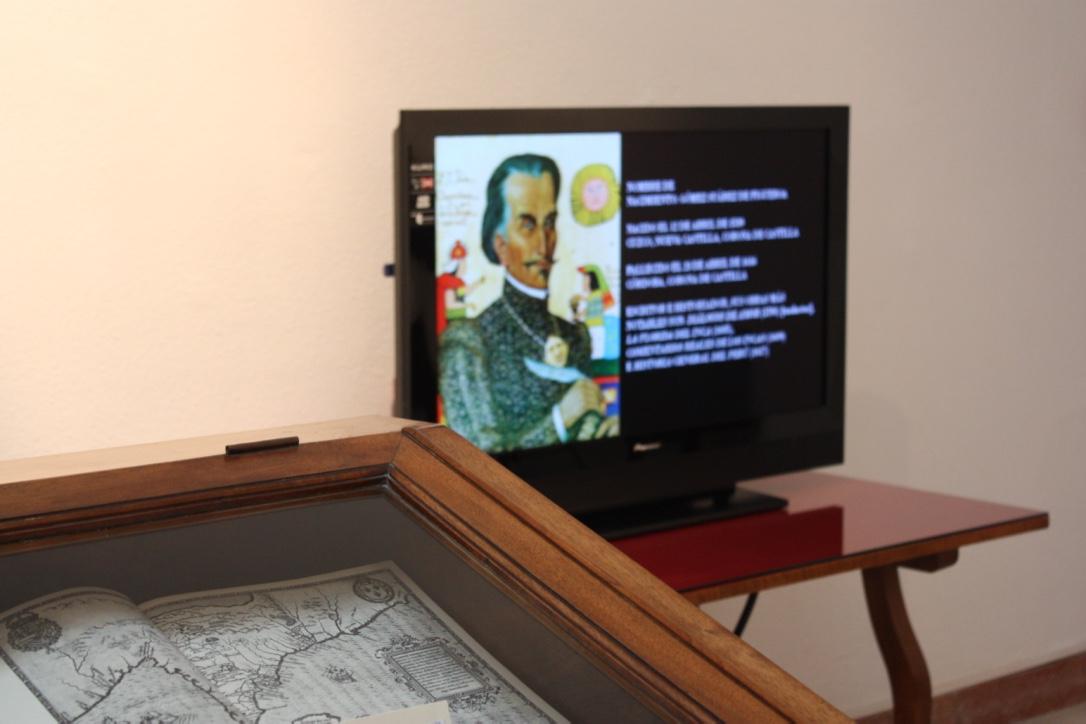 exposición centenario Inca Garcilaso