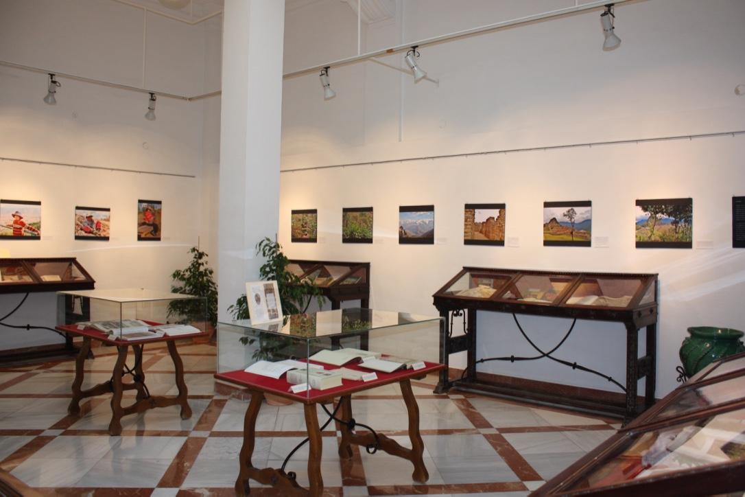 Escuela de Estudios Hispano-Americanos homenaje Inca Garcilaso
