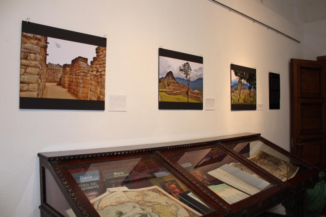 exposition Mi Tierra Natalia Jorge Aquino