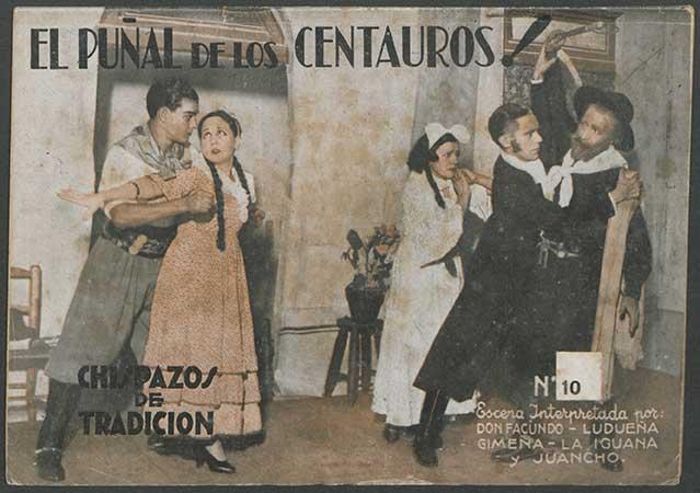Novelas argentinas