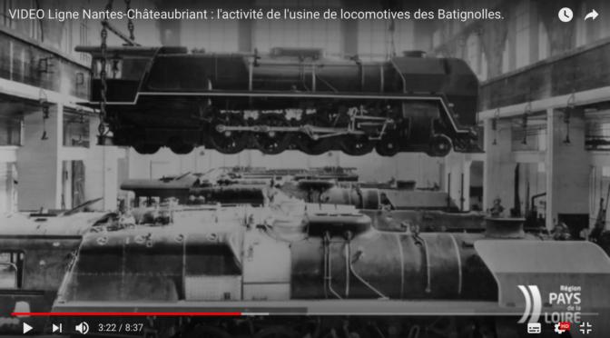 La fabrication de locomotives