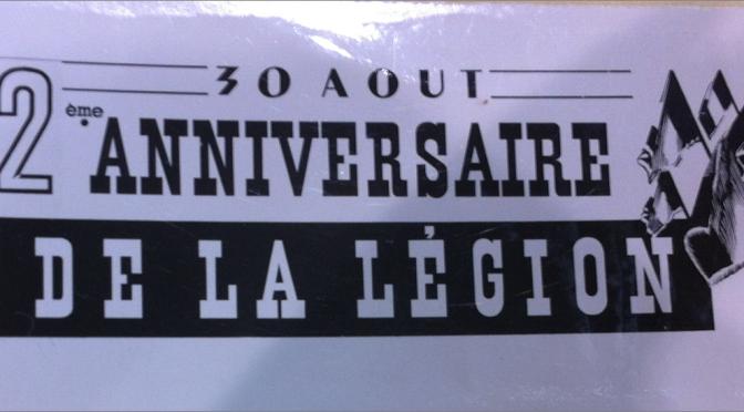 Les cérémonies de la Légion française des combattants (1/4) : étude d'une proposition d'organisation collective