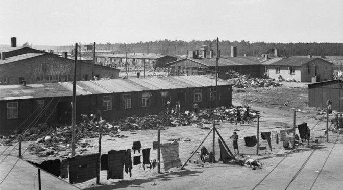 L'expérience concentrationnaire et après ? 18 mai 2018