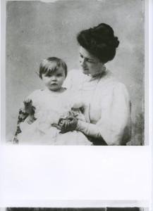 Jean Cavaillès et sa mère