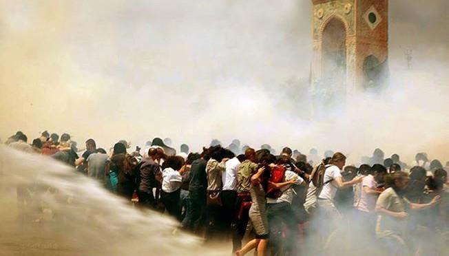 #Occupygezi en images ou les nouveaux héros de l'imaginaire turc