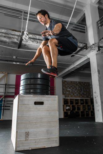 Training in einer Crossfit-Box (© Crossfit Essen 2016)