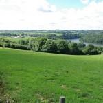 Aire de pique-nique de la Hautonnière (Isigny-le-Buat). Cliché 99A