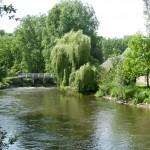 Pont de Montmorel (Ducey, 50), Mai 2015