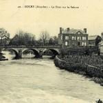 Vieux pont de Ducey (Poilley, 50)