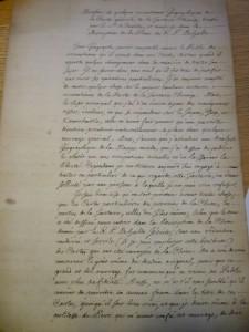 """L'archive du mardi 17#: Trois documents inédits relatifs aux cartes de la """"Description de la Chine"""" et signés d'Anville"""