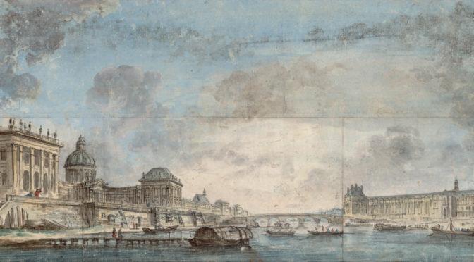 Itinéraire d'un savant au XVIIIe siècle : Jean-Baptiste d'Anville